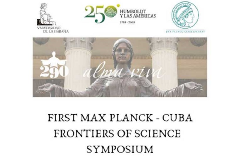 Germany-Cuba Scientific Symposium opens in Havana
