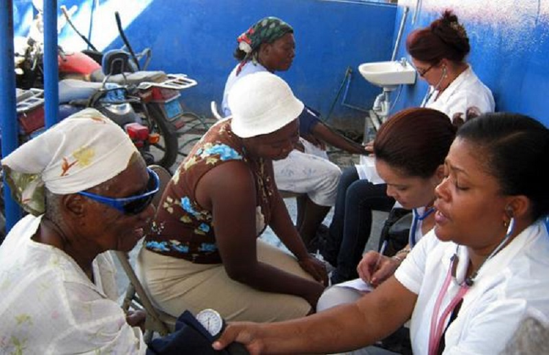 Cuba reinforces medical aid in Mozambique after Cyclone Idai