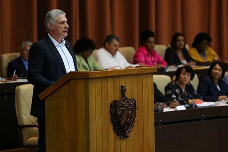 Historic Days in the Cuban Parliament