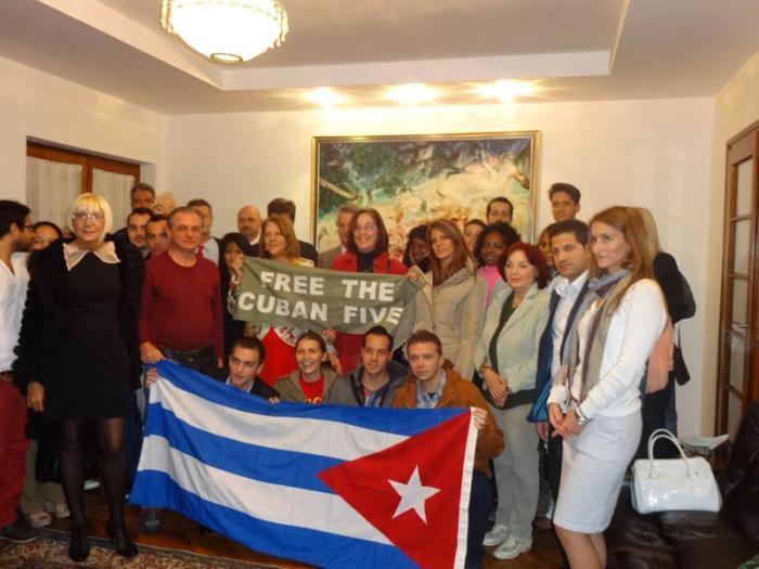 Condena Asociación de amistad serbio-cubana bloqueo de Estados Unidos a nuestro país