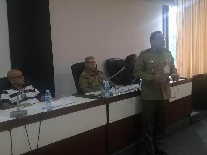 Examina Comisión de Defensa fiscalización del trabajo de reclutamiento de los Comités Militares