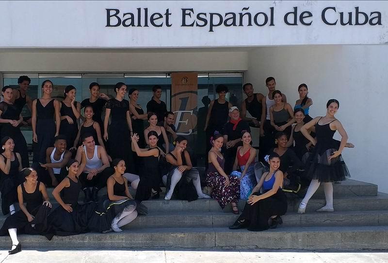Anuncian gira nacional del Ballet Español de Cuba