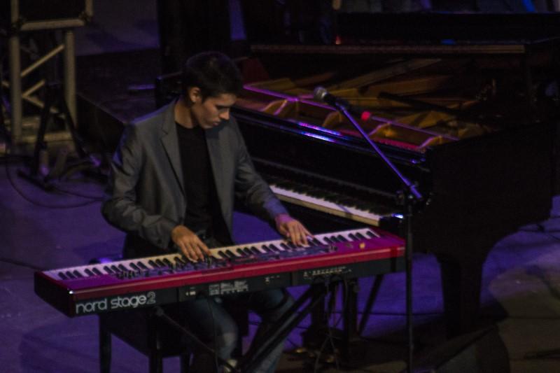 Rodrigo García Ameneiro, un jazzista muy joven con una trayectoria muy larga