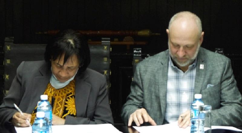 Havana and Pittsburgh universities sign MoU