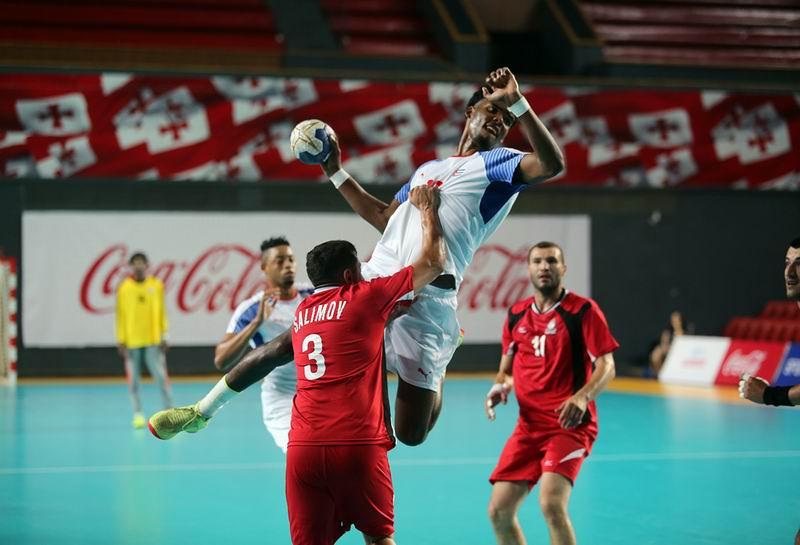 Cuba está en semifinales del Mundial de Naciones Emergentes de Balonmano