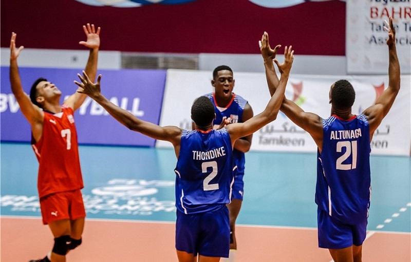 Voleibol masculino de Cuba por un puesto en la vanguardia del Mundial sub-19