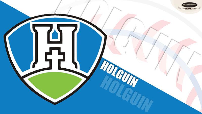 Equipo de Holguín en la 59 SNB
