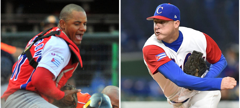Two Cubans to play in All-Star baseball game in Panama