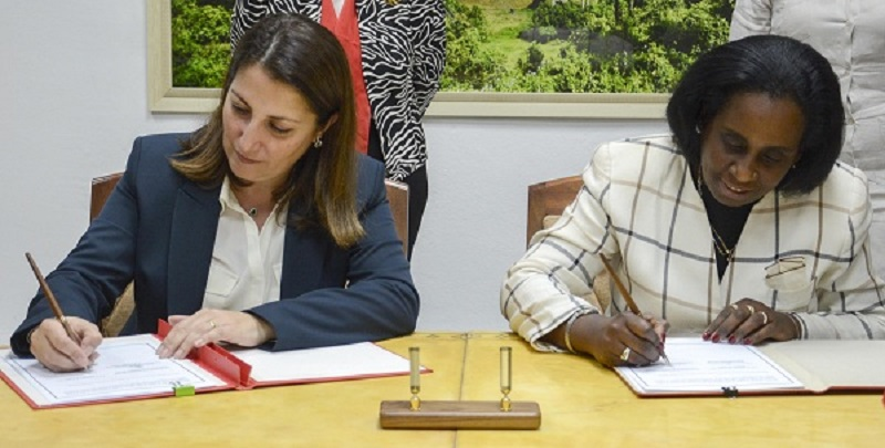 Cuba and Turkey sign cooperation agreements
