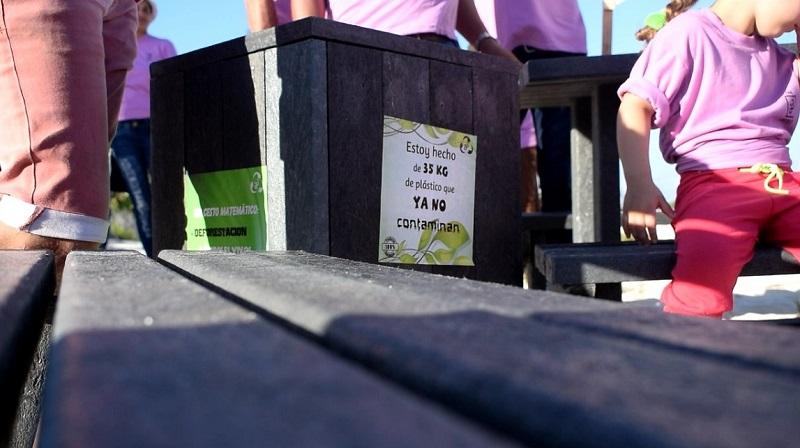 Madera plástica: solución viable para la sustitución de importaciones