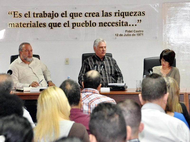En Audio: Díaz-Canel, el 2020 es el año de destrabar todo lo que enlentece el desarrollo del país