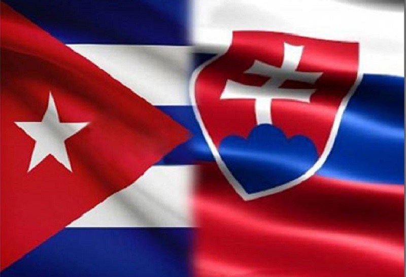 Cuba and Slovakia for deepening trade relations