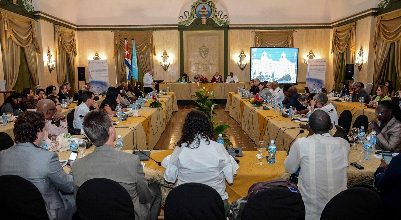 Cuba Presents its Plan to Confront Climate Change at UNESCO Forum
