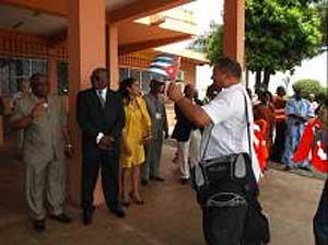 Liberia and Guinea Thank Cuba for Assistance against Ebola