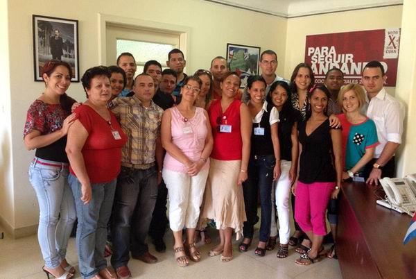 La informatizaci�n llega al Sistema Electoral Cubano (+Audio)