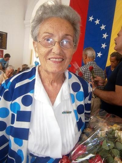 Mar�a Orqu�dea, la mujer que m�s hizo por Los Cinco en Cienfuegos