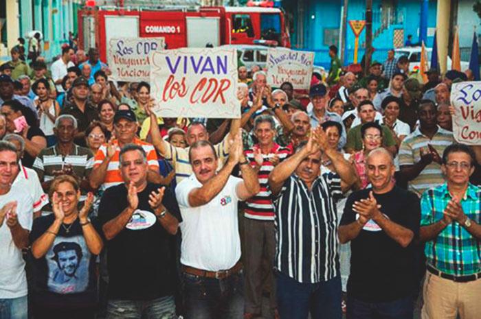 Será en Pinar del Río la mayor fiesta cederista este 28 de septiembre