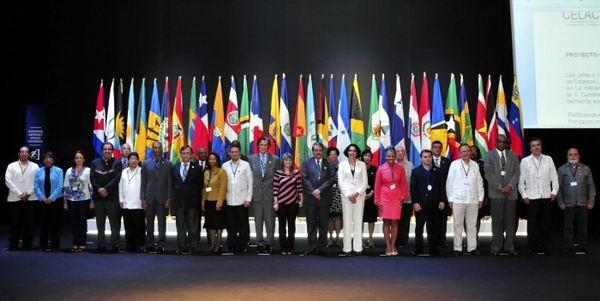 Comunicado de la CELAC en solidaridad con Venezuela