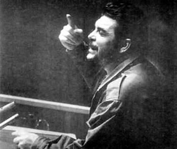 El Che y su discurso en defensa de los pueblos de Nuestra América