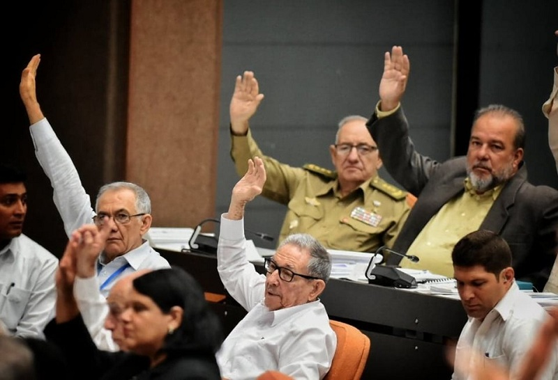 En Audio: Nueva Ley Electoral cubana parte de nuestra constitución