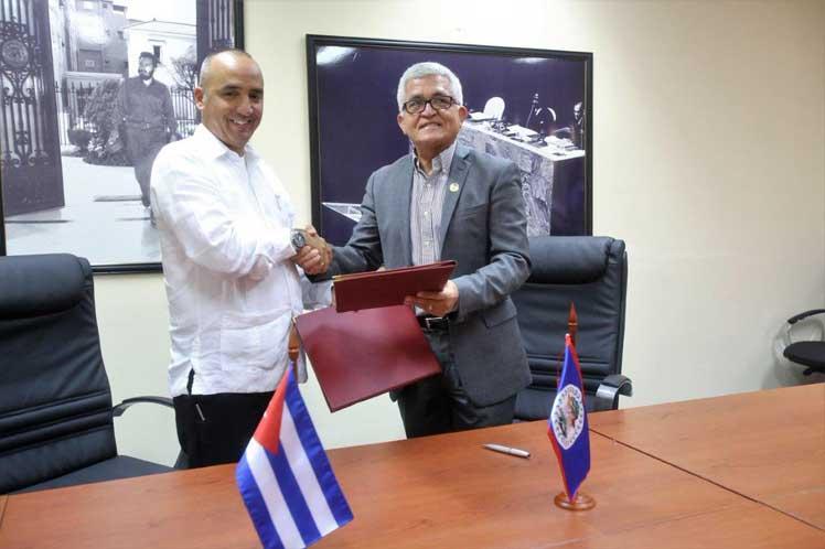 Cuba and Belize Conclude Migratory Talks