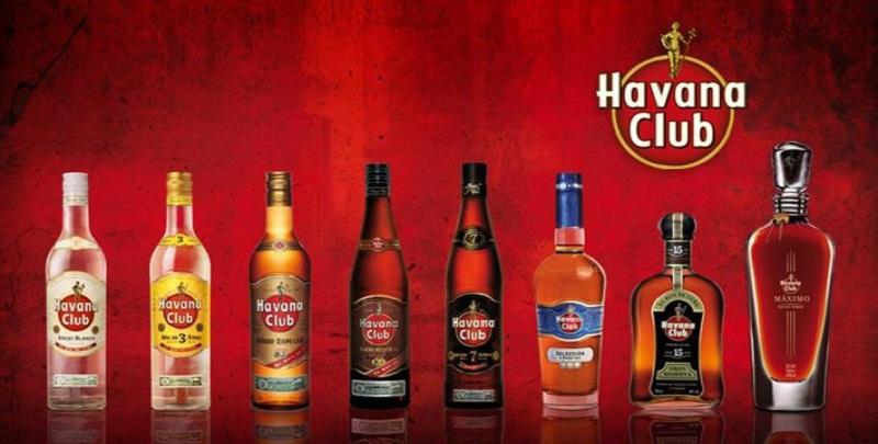 Havana Club on the shelves of the world