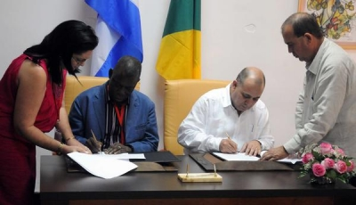Cuba Signs Cooperation Agreements with Three African Nations