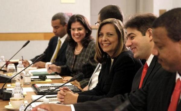 Comunicado de prensa de la delegaci�n cubana sobre restablecimiento de las relaciones diplom�ticas con EE.UU.