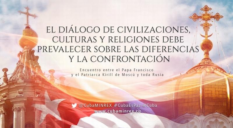 Cobertura especial de Radio Rebelde con motivo de la visita oficial a Cuba de Su Santidad el Patriarca Kirill de Moscú y toda Rusia