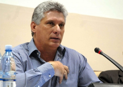 Cuban Vice-President Call for Stronger Unity with Local Christian Community