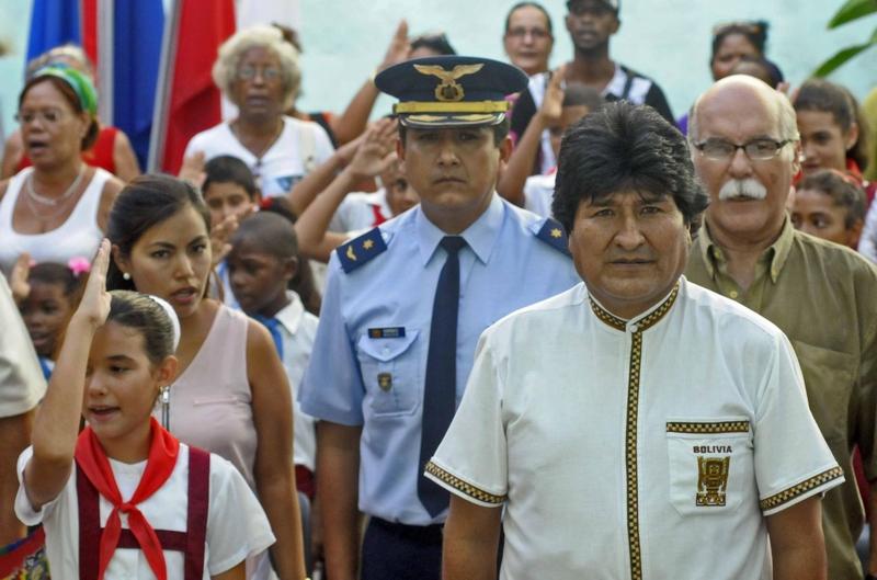 Bolivia y Cuba un poco más cerca (+Fotos y Audio)