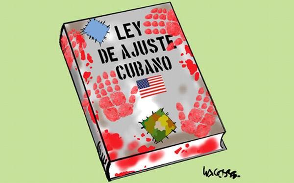 La Ley de Ajuste Cubano, una herencia de la guerra fr�a