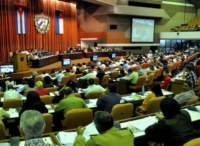 Cuban Parliament Thanks International Solidarity with the Five