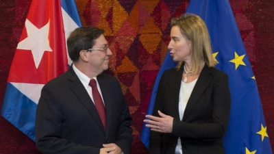 Cuban Foreign Minister Highlights New Stage of Bonds with the EU