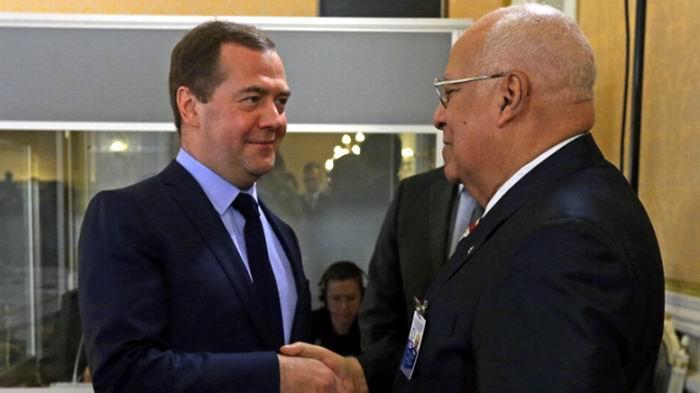 Finaliz� Cabrisas visita a Rusia con la firma de una decena de acuerdos