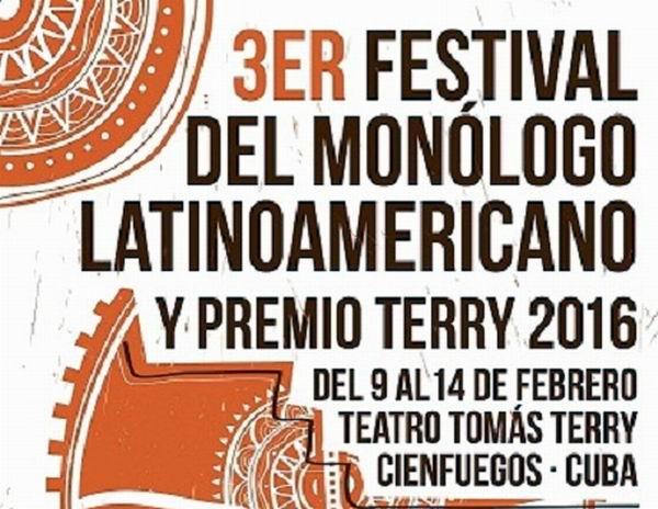 En Cienfuegos el mon�logo latinoamericano