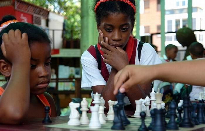 El ajedrez constituye una excelente experiencia pedag�gica