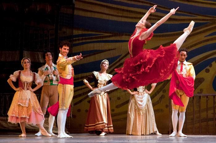 Anuncian bailarines cubanos presentaciones con Compañía Nacional de Ballet de Perú (+Audio)