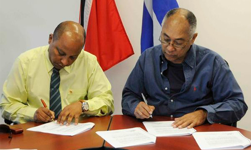 Cuba and Trinidad and Tobago Promote Teaching of Steelpan