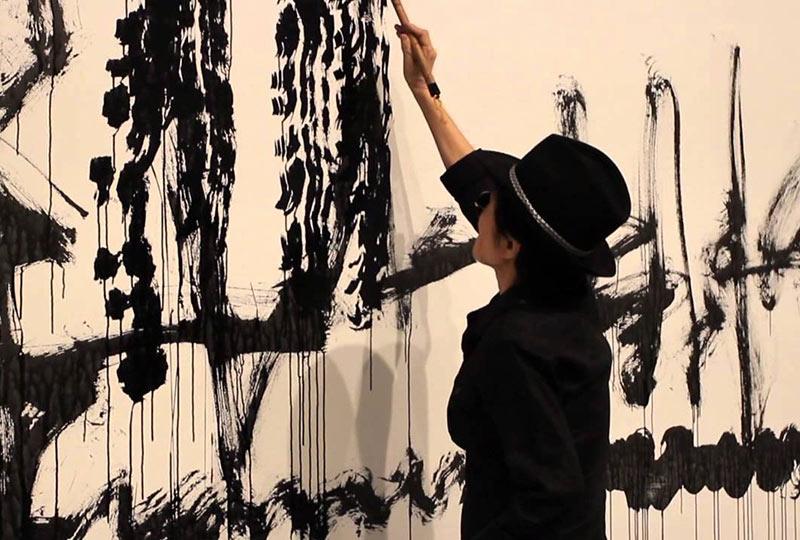 Yoko Ono wants to exhibit in Havana