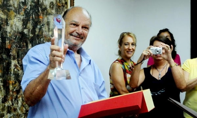 Imprint of Actor Enrique Molina in Cuban Cinema Highlighted