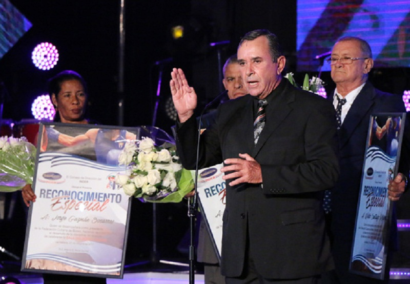 Cuban Official appointed Chairman of WSB Commission
