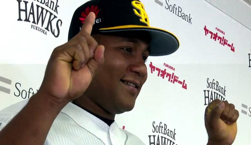 Cuban Despaigne leads Japan´s Pacific League in RBIs and HRs