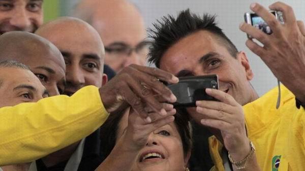 Promete presidenta brasile�a m�s apoyo al deporte