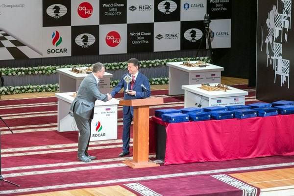 Debutar� Leinier ante el uzbeko Kazimshanov en Grand Prix mundial de ajedrez