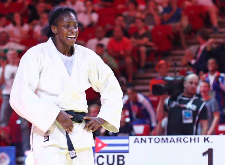 Six Cuban Judokas to attend Major Tournament in Germany