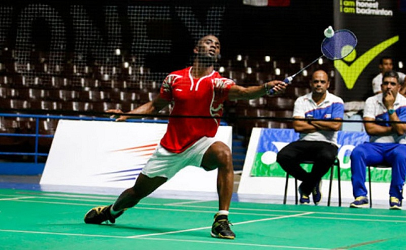 Cubans advance to Quarterfinals in the Santo Domingo Badminton Open