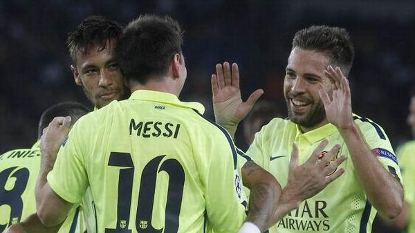 Espera Messi ganar la Liga de Campeones