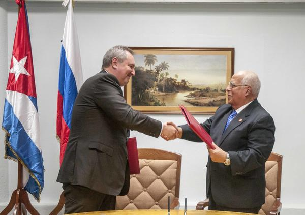 Russia Willing to Increase Economic Relations with Cuba