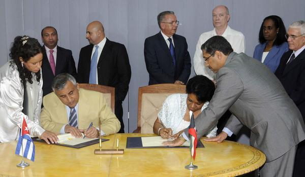Nuevos bríos para los recursos hidráulicos cubanos (+Audio)
